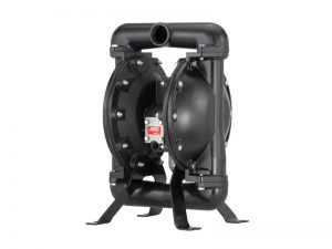"666182-3EB-C Aro® 1 1/2"""" Pro Series Diaphragm Pump with Cast Iron Centre Section"