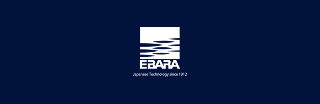 Authorised Ebara Pump distributors