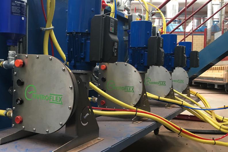 Enviroflex Pumps and Hoses