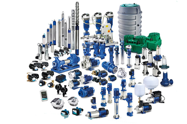 Authorised Lowara Pump Distributors
