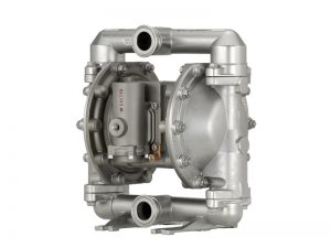 """Aro¨ PM10S-CSS-STT-A02 Expert Series 1"""" Diaphragm Pump With Stainless Steel Centre Section & Body (316 Stainless Steel Seats"""