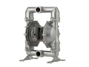 """Aro¨ PM15S-CSS-STT-A02 Expert Series 1 1/2"""" Diaphragm Pump With Stainless Steel Centre Section & Body (316 Stainless Steel Seats"""