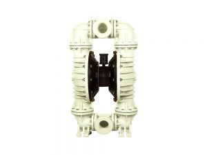 """Nomad 80-1701 Dura-Flo 3"""" Diaphragm Pump With Polypropylene Centre Section and Stainless Steel Body (Stainless Steel Seats"""