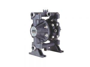 Aro¨ 66605J-389 Diaphragm Pump With Polypropylene Centre Section & Body  (Polypropylene Seats