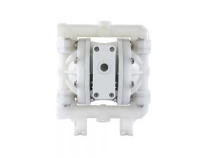 "Nomad 15-1161 PWR-FLO 1/2"" Diaphragm Pump With Polypropylene Centre Section & Body (Polypropylene Seats"