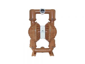 """Nomad 50-51169 PWR-FLO 2"""" Diaphragm Pump With Polypropylene Centre Section and Ductile Body (Santoprene Seats"""