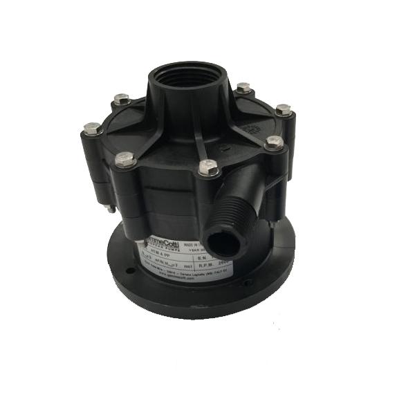 Bare shaft Mag Drive Pumps